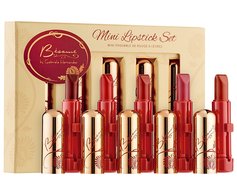 Besame Mini Lipstick Set