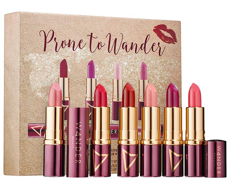 Wander Beauty Prone to Wanter Lipstick Set