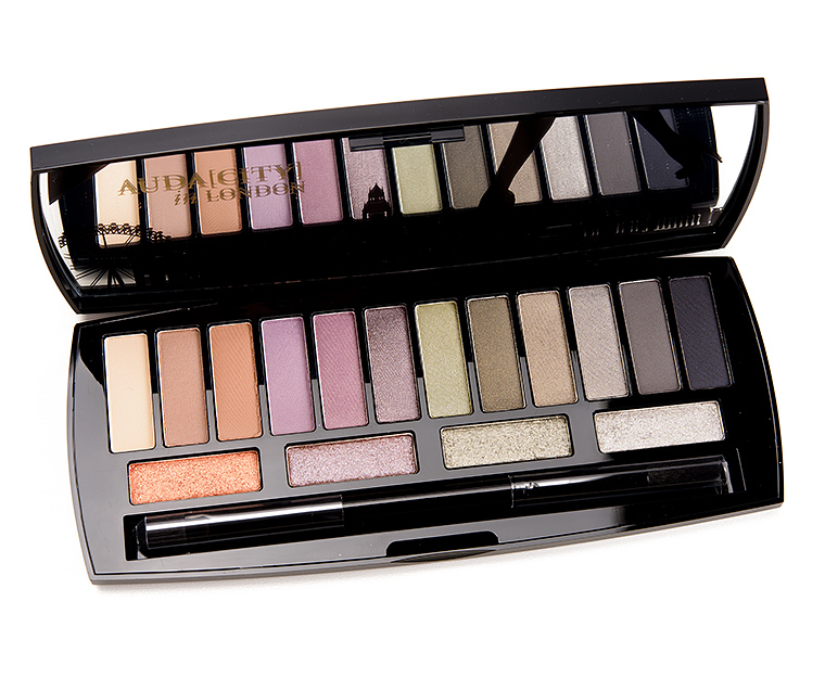 Lancome Auda[city] in London Palette