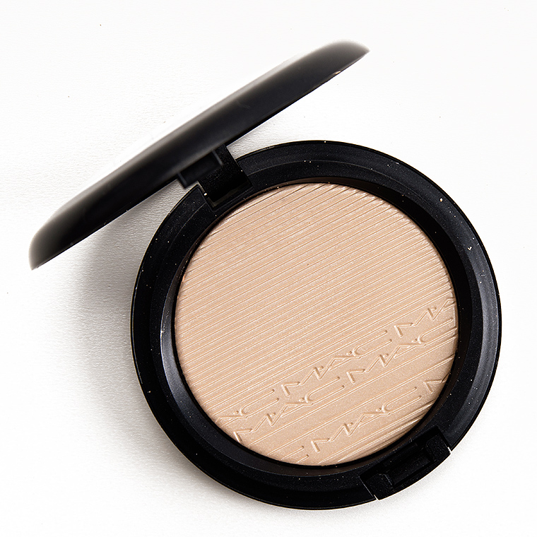 Mac Double Gleam Extra Dimension Skinfinish Review Photos