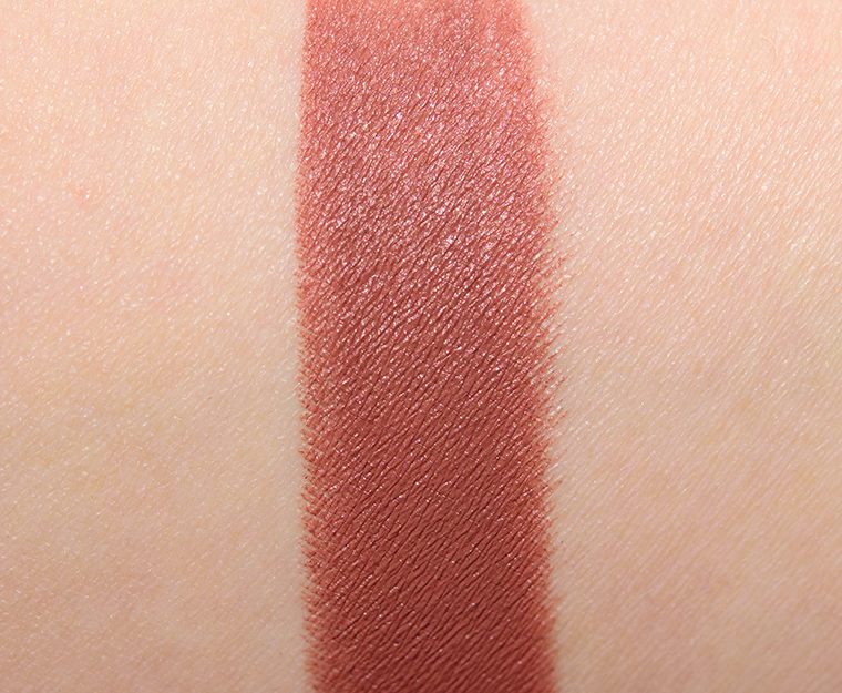 Super MAC Whirl Lipstick Review & Swatches MZ82