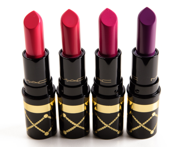 MAC Pink Nutcracker Sweet Lipstick Kit