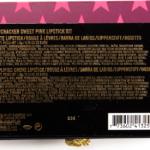 MAC Pink Nutcracker Sweet Lipstick Kit