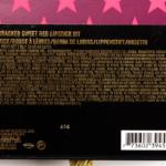 MAC Red Nutcracker Sweet Lipstick Kit