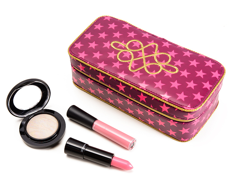 MAC Nutcracker Sweet Pink Mineralize Kit