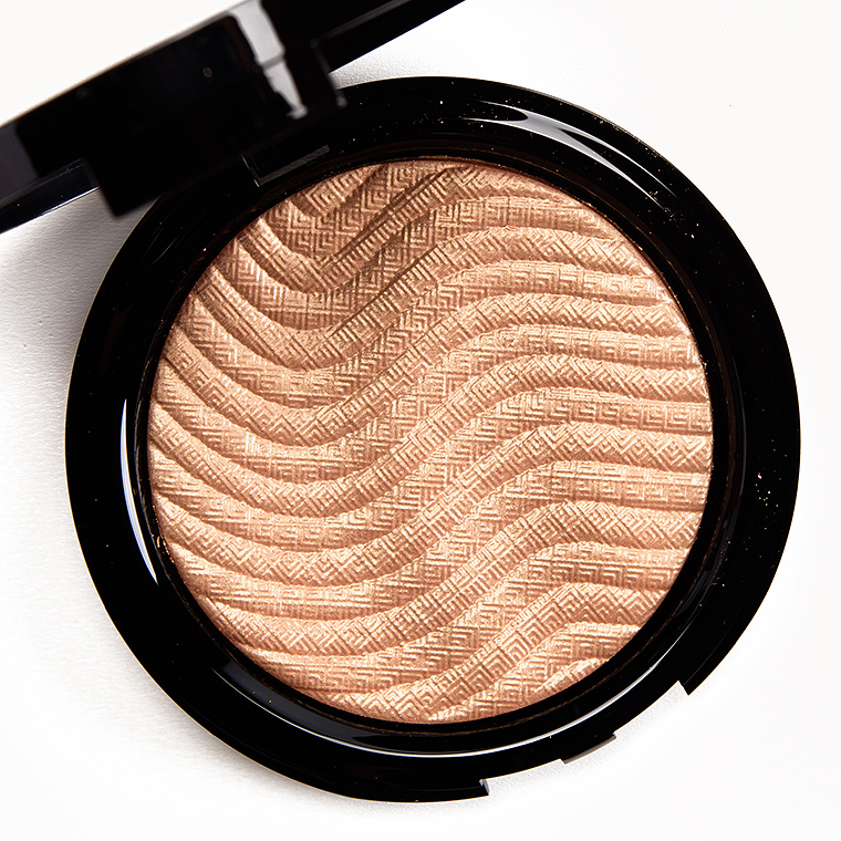 Make Up For Ever #01 and #02 Pro Light Fusion Highlighters Review ...