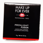 Make Up For Ever #02 Pro Light Fusion Highlighter