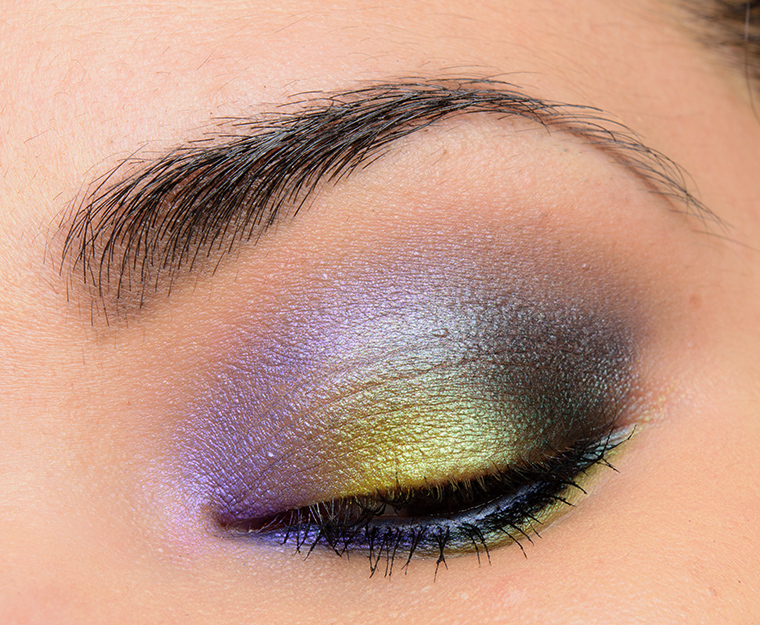 Makeup Geek Plot Twist Foiled Eyeshadow