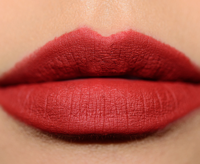 NARS Fearless Red Moon Matte Lipstick
