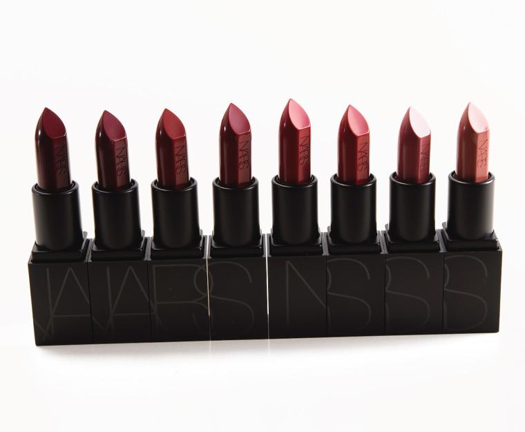 NARS Glass Metropolis Audacious Lipstick Coffret