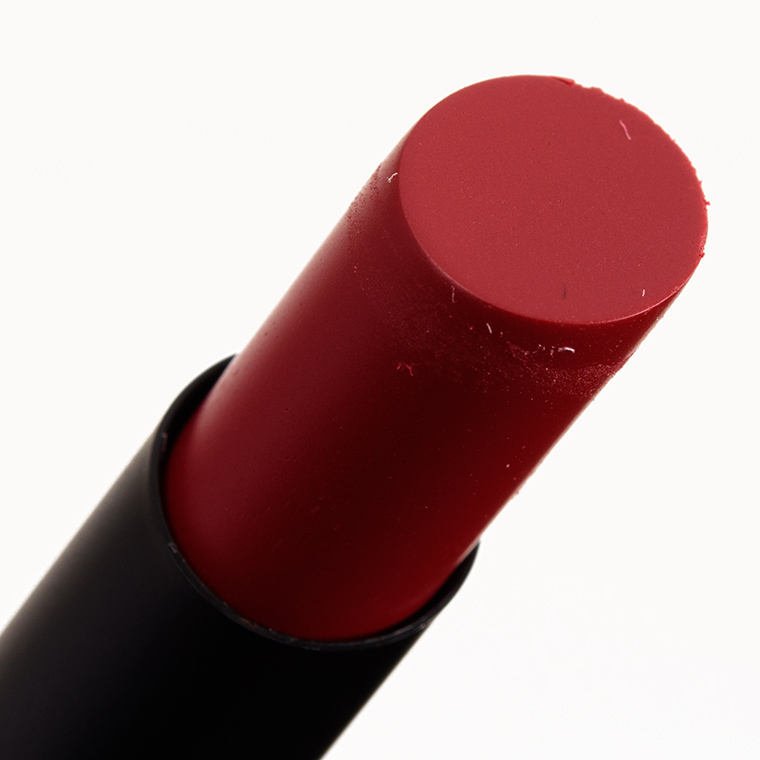 Nars Rouge Improbable Moon Matte Lipstick Review Swatches
