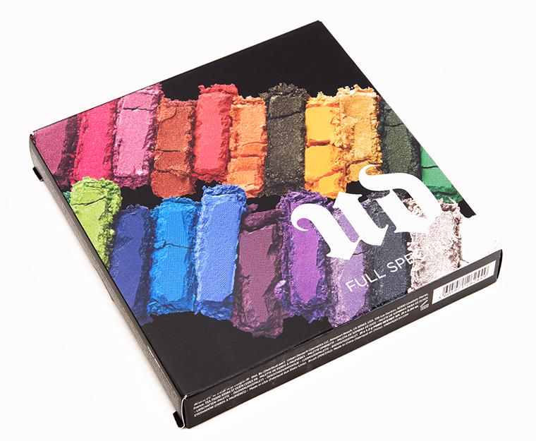 ผลการค้นหารูปภาพสำหรับ urban decay full spectrum eyeshadow palette