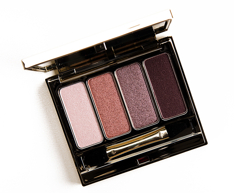 Clarins Rosewood (02) 4-Colour Eyeshadow Palette
