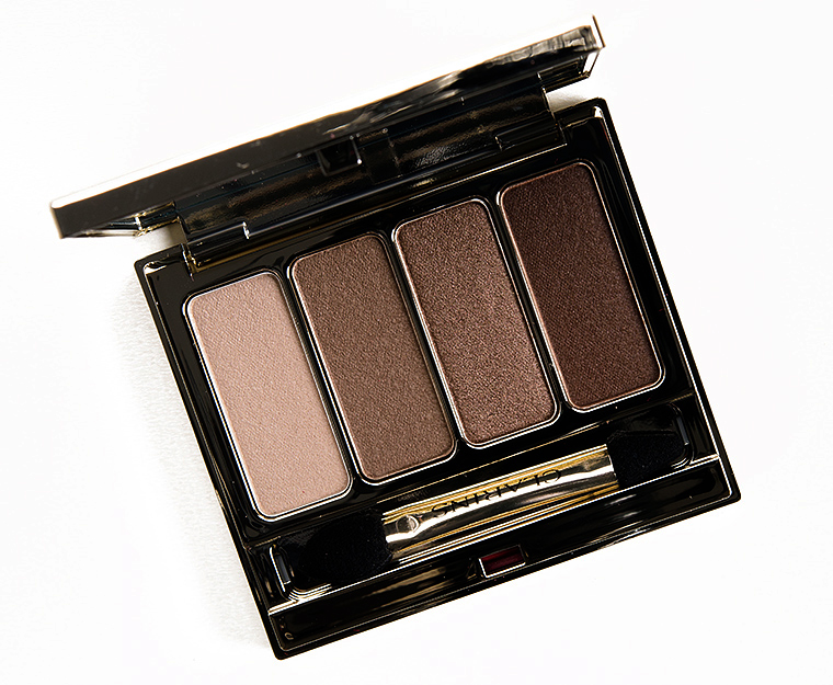 Clarins Brown (03) 4-Colour Eyeshadow Palette