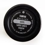 Colour Pop Fairfax Super Shock Shadow