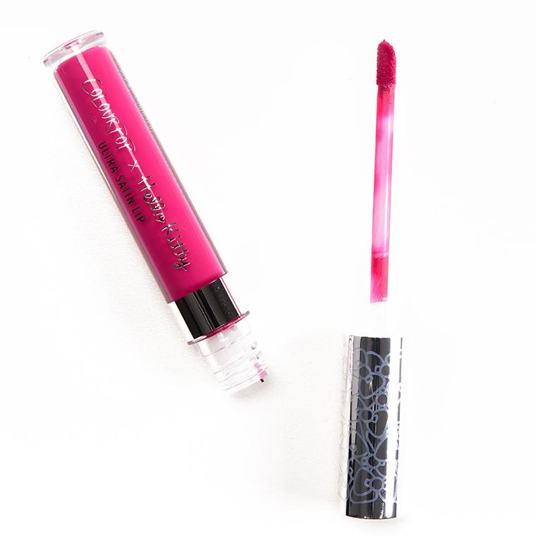 Colour Pop Lock Diary Ultra Satin Liquid Lipstick
