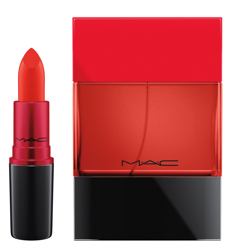 MAC Shadescents Collection for Holiday 2016