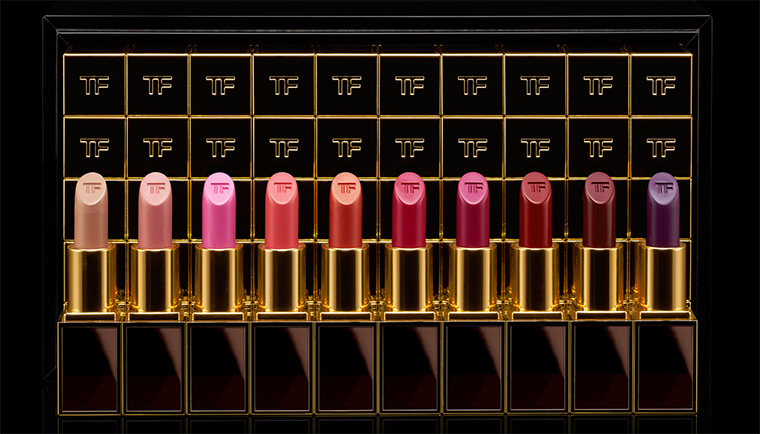 Tom Ford Lips & Boys Collection for Black Friday 2016