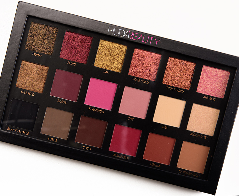 huda beauty rose gold textured shadows palette review. Black Bedroom Furniture Sets. Home Design Ideas