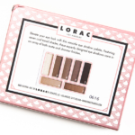 LORAC Tails & Top Hats Black Friday 2016 Eyeshadow Palette