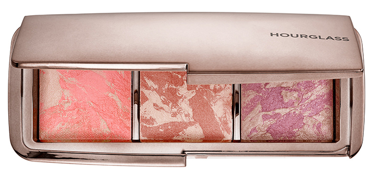 Hourglass Radiant Finish Ambient Strobe Lighting Blush Palette for Spring 2017