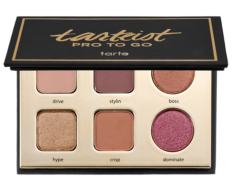 Tarte Tarteist Pro to Go Eye Palette & Highlight/Contour Palette for Spring 2017