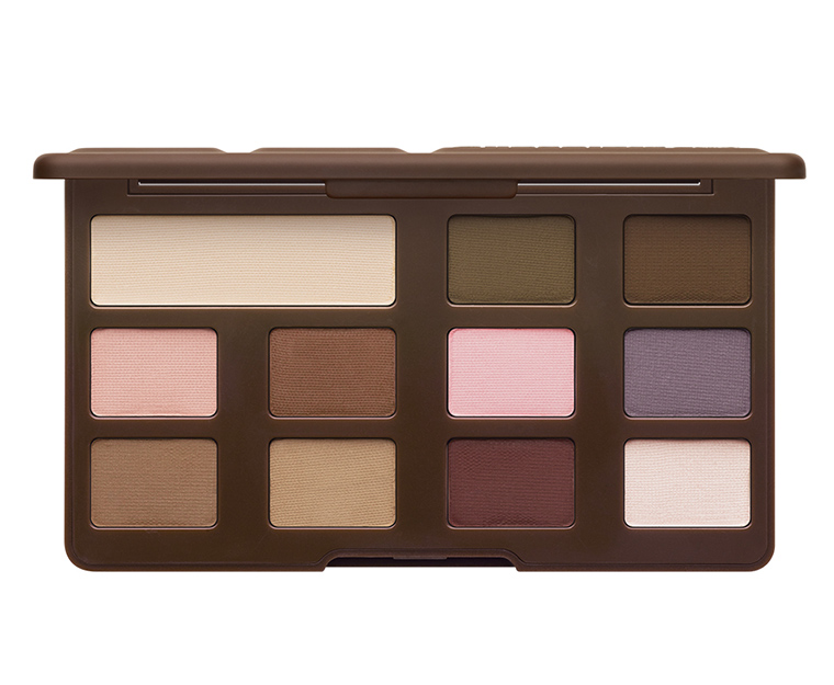 Too Faced White & Matte Chocolate Chip Eyeshadow Palettes