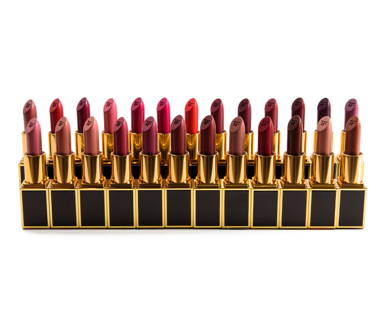 Tom Ford Lips & Boys Lip Colors for Holiday 2016
