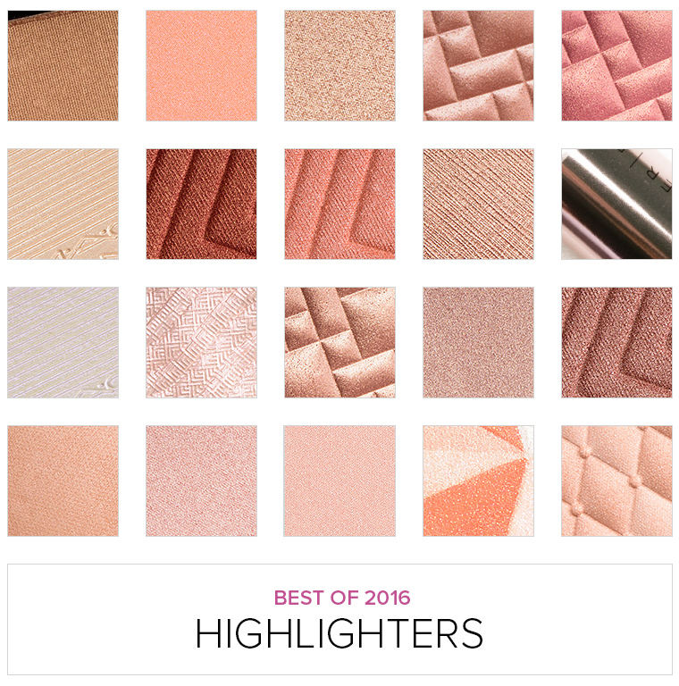 Top 20 of 2016: Best Highlighters