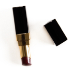 Chanel Noir Moderne (128) Rouge Coco Shine Hydrating Sheer Lipshine