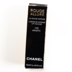 Chanel Ardente (175) Rouge Allure Luminous Intense Lip Colour