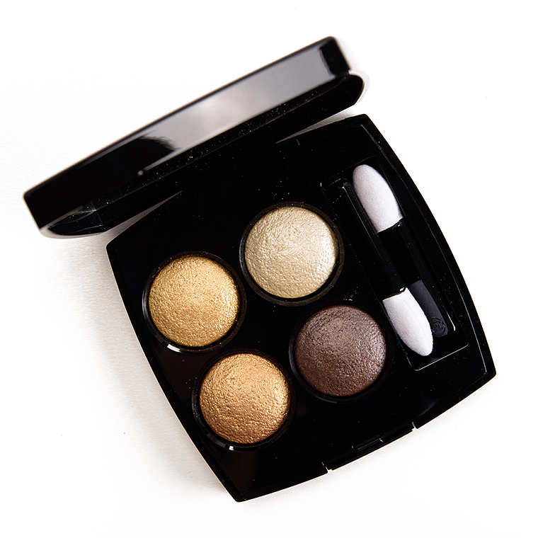 Chanel Codes Elegants (274) Les 4 Ombres Multi-Effect Quadra Eyeshadow