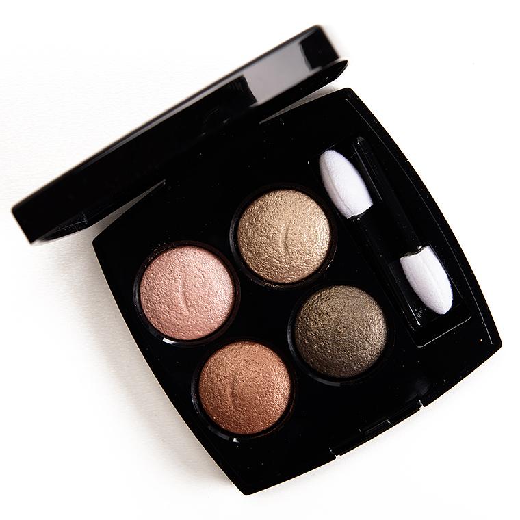 Chanel Codes Subtils (278) Les 4 Ombres Multi-Effect Quadra Eyeshadow Quad