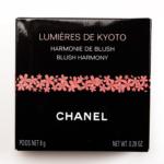 Chanel Lumieres de Kyoto Harmonie de Blush