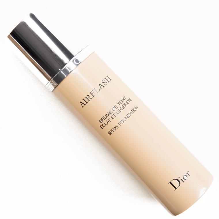 Dior Ochre Beige 205 Diorskin Airflash Spray