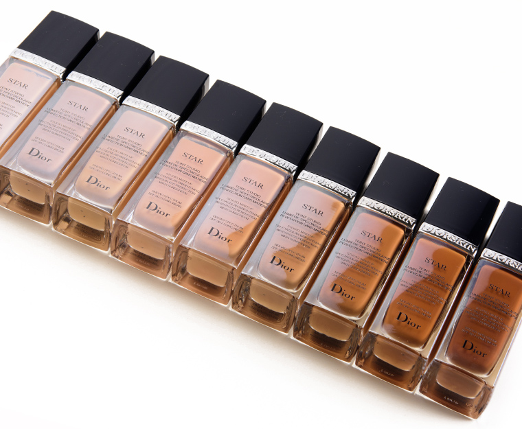 Dior Diorskin Airflash Spray Foundation