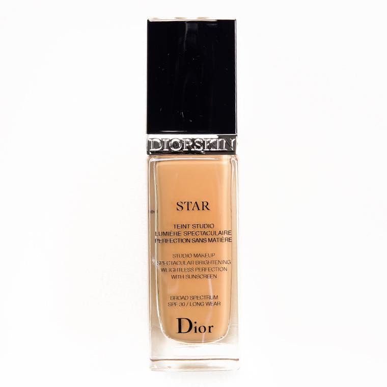 Dior 021 Linen Star Fluid Foundation SPF 30