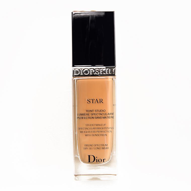 Dior 031 Sand Star Fluid Foundation SPF 30