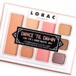 LORAC Dance 'Til Dawn Holiday 2016 Eye & Cheek Palette