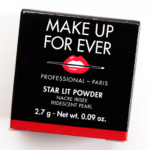 Make Up For Ever 2 Frozen Gold Star Lit Powder