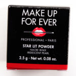 Make Up For Ever 5 Frozen Purple Star Lit Powder
