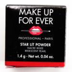 Make Up For Ever 12 Copper Star Lit Powder