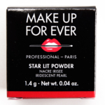 Make Up For Ever 15 Golden Pink Star Lit Powder
