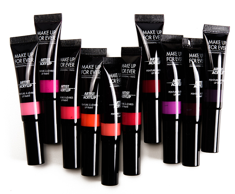 Make Up For Ever Artist Acrylips