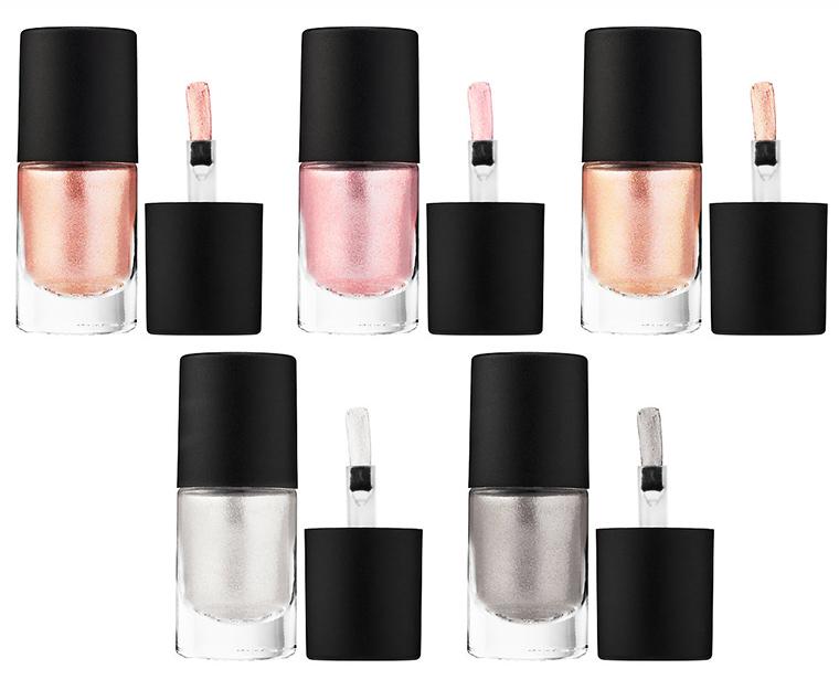 Make Up For Ever Star Lit Liquid & Star Lit Powder for Spring 2017