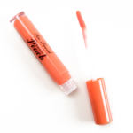Too Faced Poppin' Peach Sweet Peach Creamy Peach Oil Lip Gloss