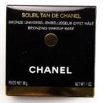 Chanel Original Soleil Tan de Chanel Bronzing Makeup Base
