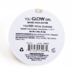 J. Cat Beauty White Goddess You Glow Girl Baked Highlighter
