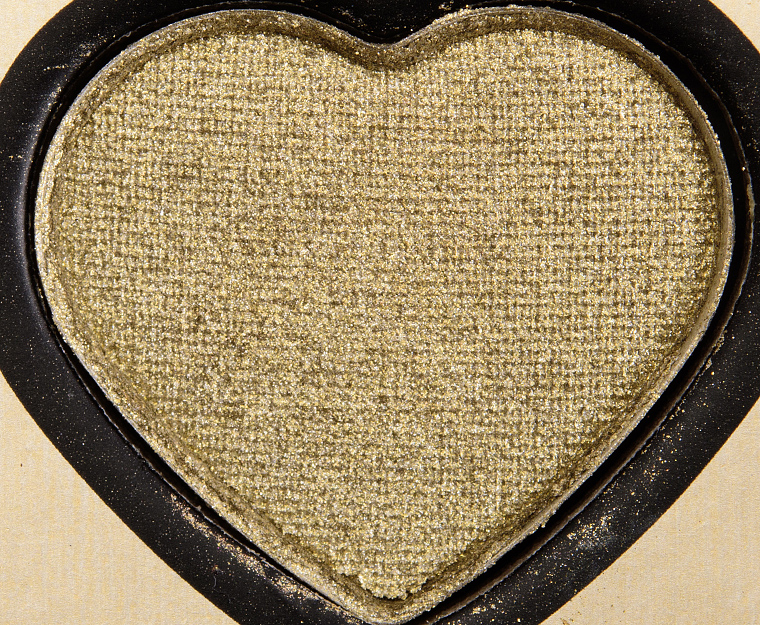 Too Faced Heart of Gold Eyeshadow