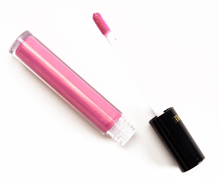 Lancome Polished Rose (01) Le Metallique Metallic Lip Lacquer